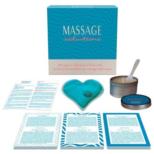 Jeu Coquin Massage Seductions