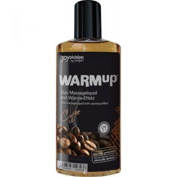 Huile de Massage Chauffante WARMup Café