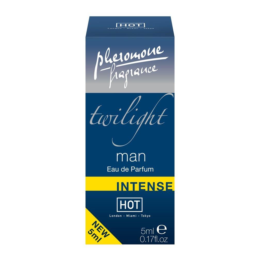 Parfum aux Phéromones Intense pour Homme