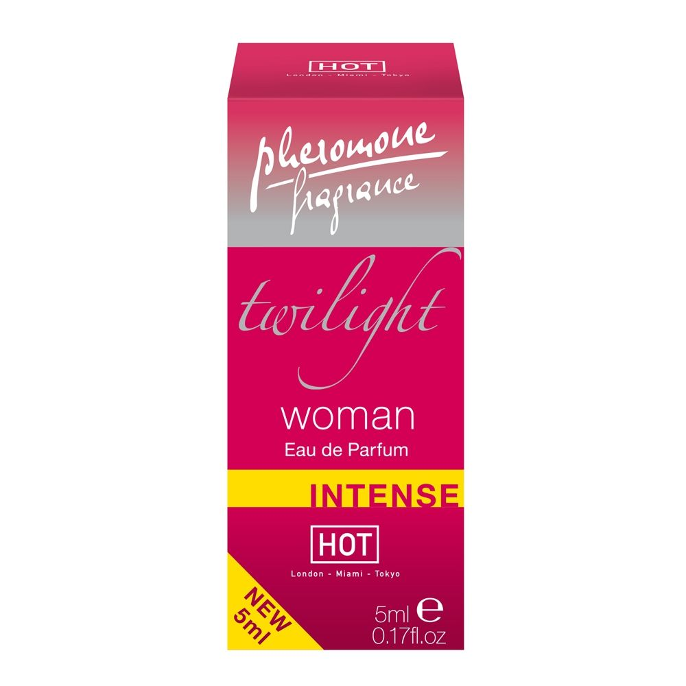 Parfum aux Phéromones pour Femme Intense