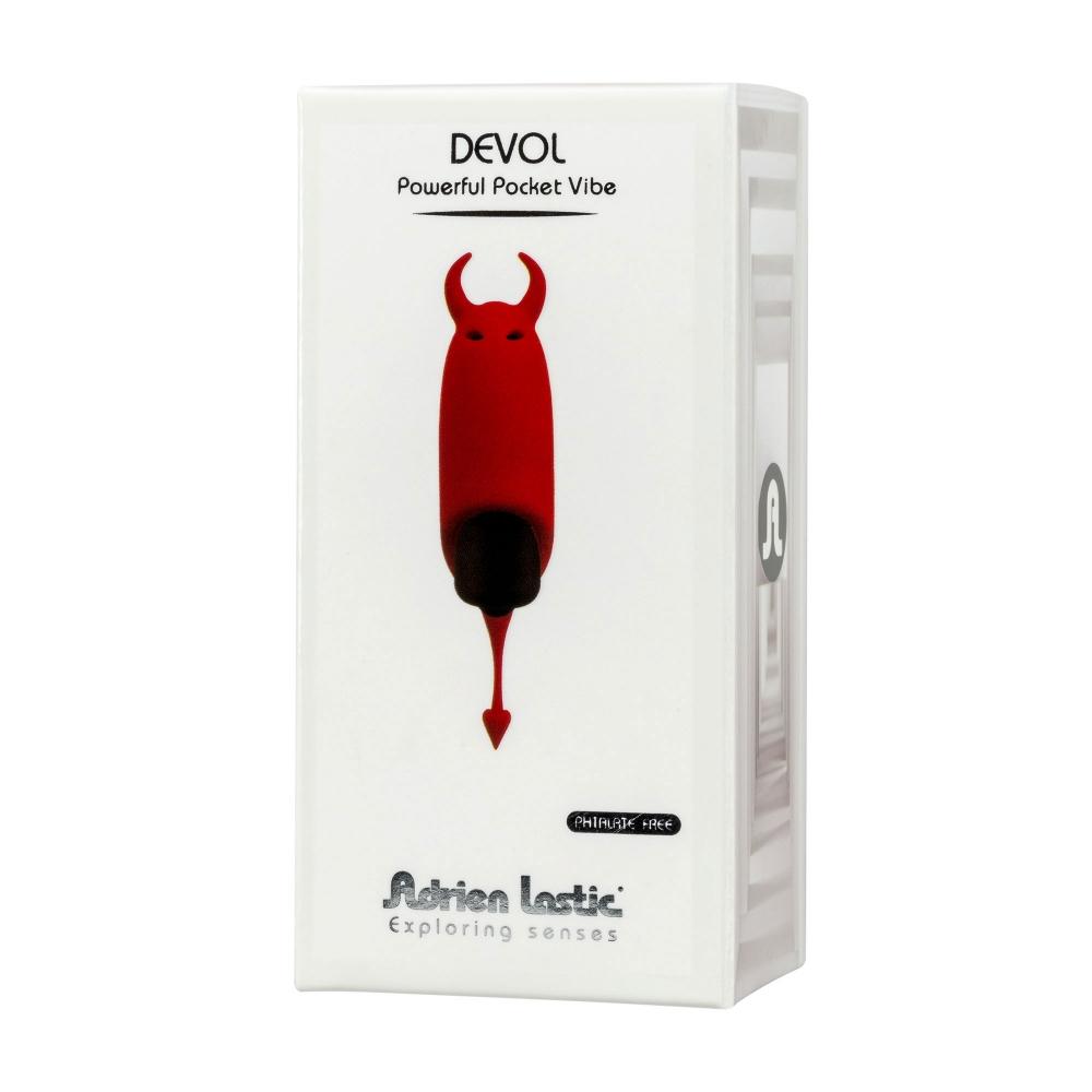 Stimulateur Clitoridien Lastic Pocket Vibe Devol