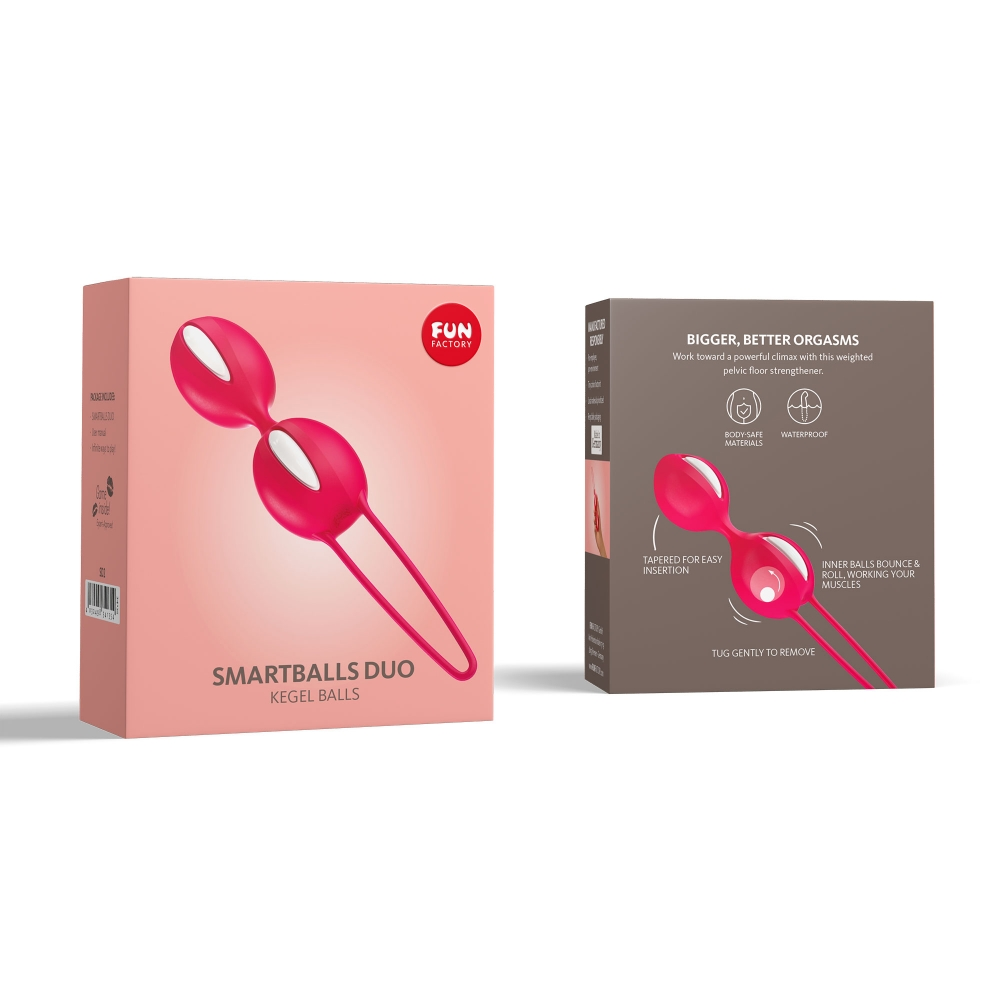 Boules de Geisha SmartBalls Duo