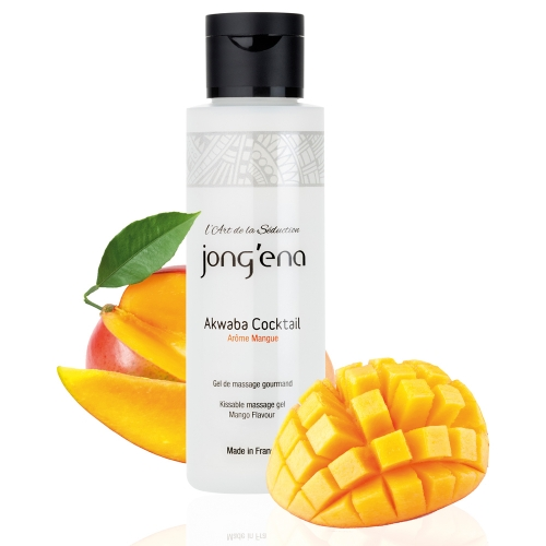 Gel de Massage Gourmand Mangue