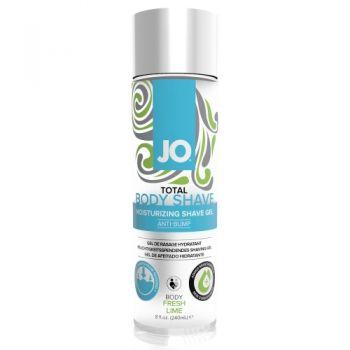 Gel de Rasage Hydratant Body Shave Citron Vert