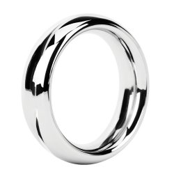 Cockring Metal Ring Rounded Steel 4,8 cm