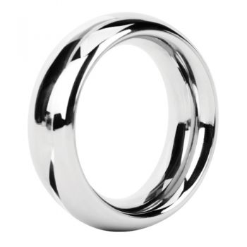 Cockring Metal Ring Rounded Steel 3,8 cm