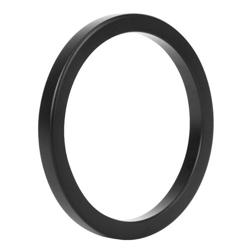 Cockring Metal Ring Stamina Noir 5 cm