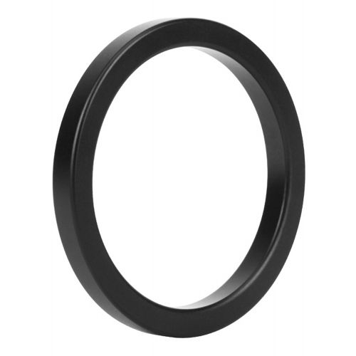 Cockring Metal Ring Stamina Noir 4,5 cm