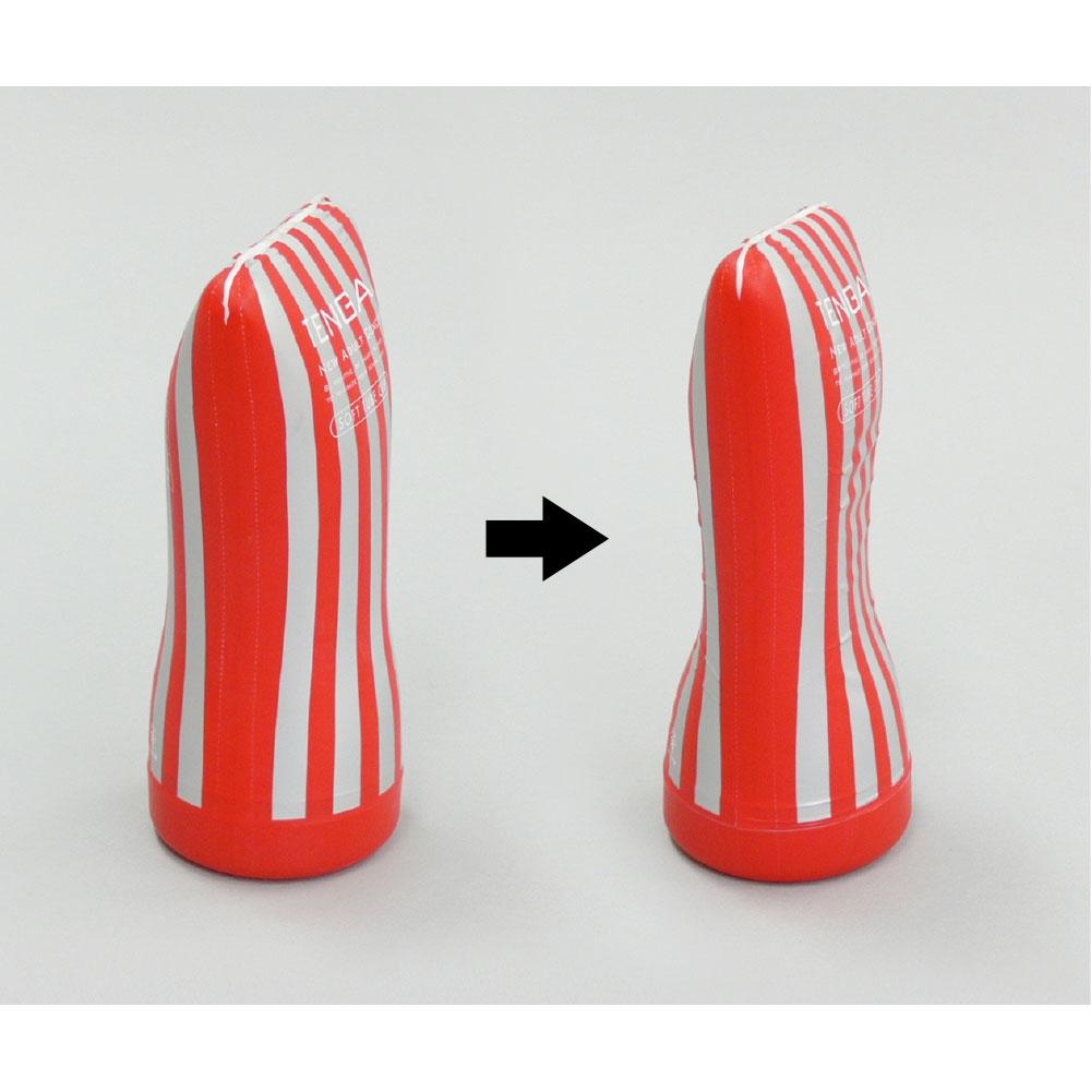 Masturbateur UltraSize Soft Tube Cup