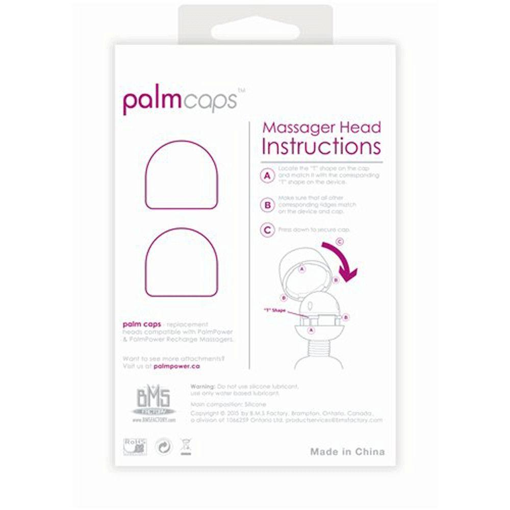 Têtes PalmCaps pour PalmPower