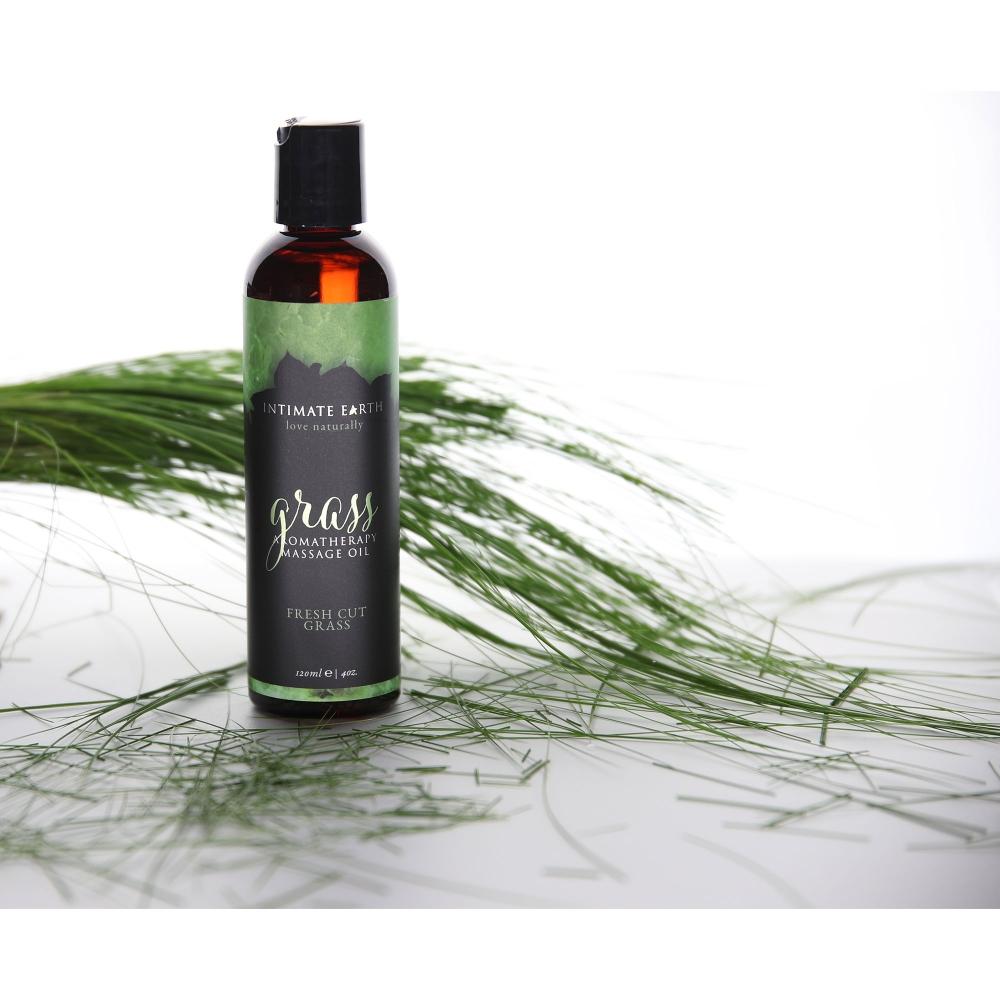 Huile de Massage Aromathérapie Grass 120 ml