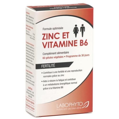 Zinc Vitamine B6 Cure 1 Mois