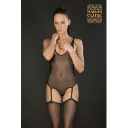 Body String Dos Nu Porte-Jarretelles Pure Tentation