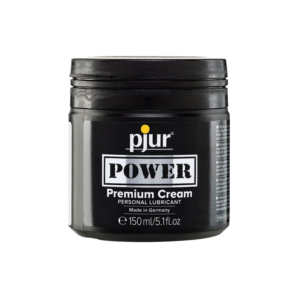Crème Lubrifiante Power Premium 150 ml