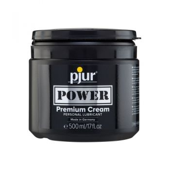 Crème Lubrifiante Power Premium 500 ml
