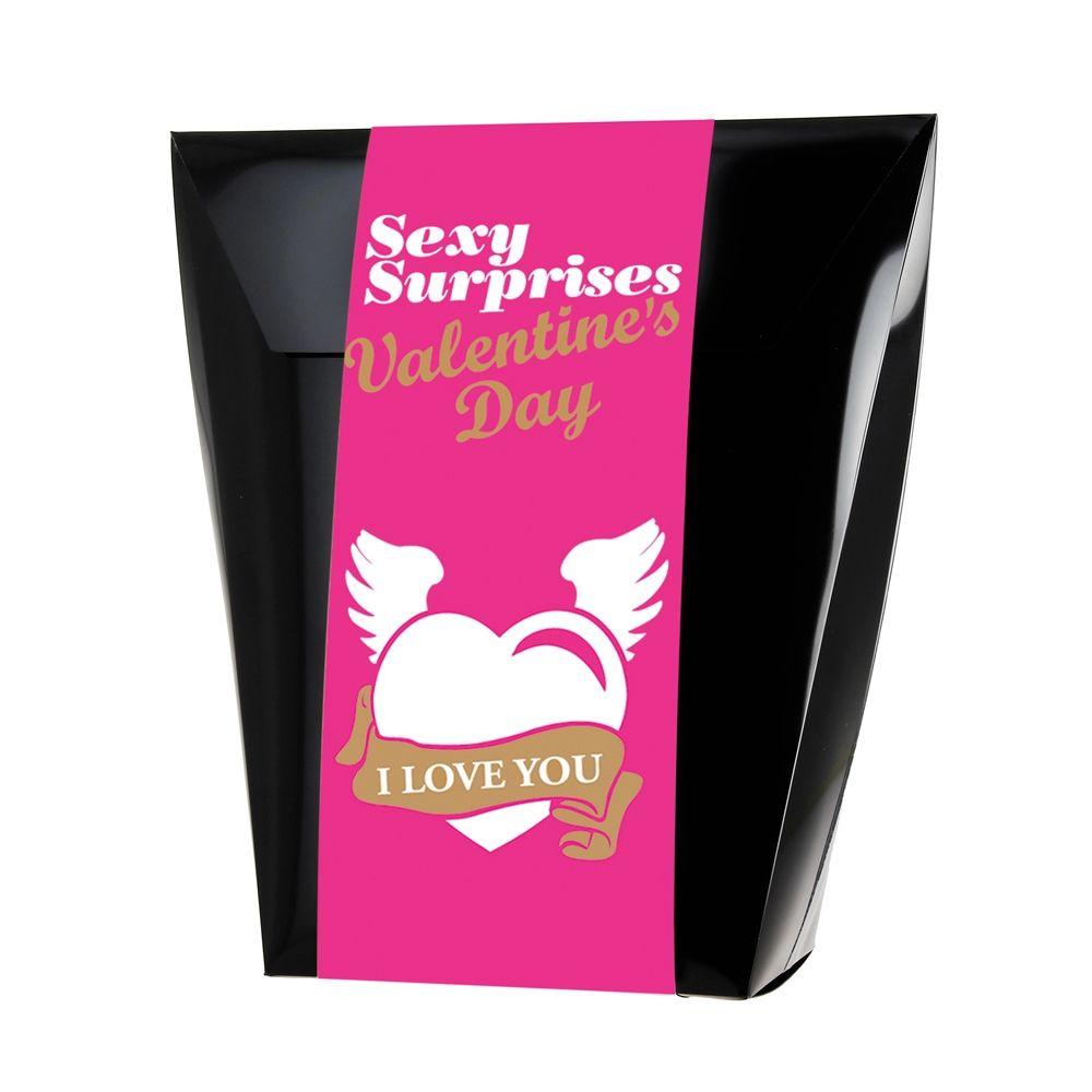 Pochette Surprise Sexy Surprises Saint-Valentin