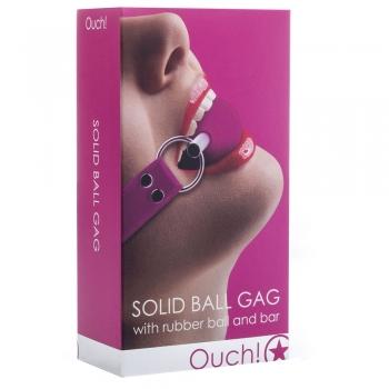 Baillon Solid Ball Gag