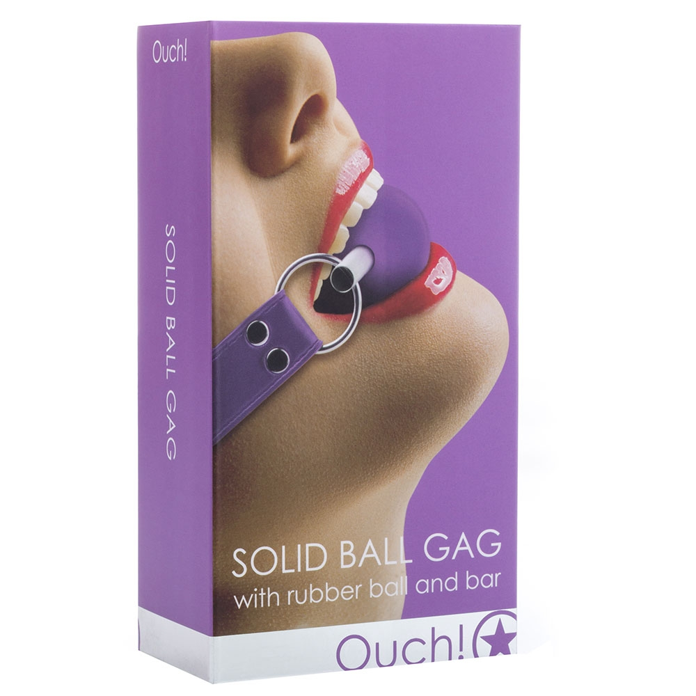 Baillon Solid Ball Gag