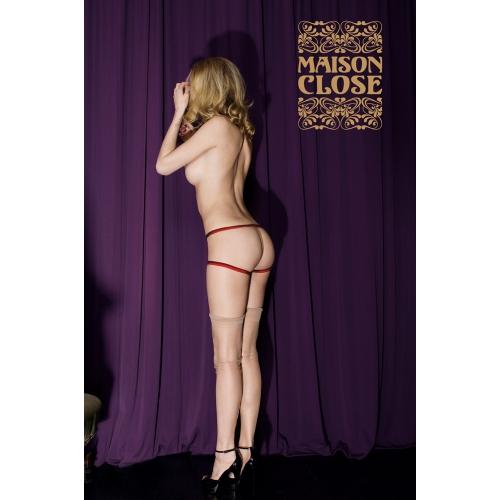 Culotte Le Cul Nu Rouge