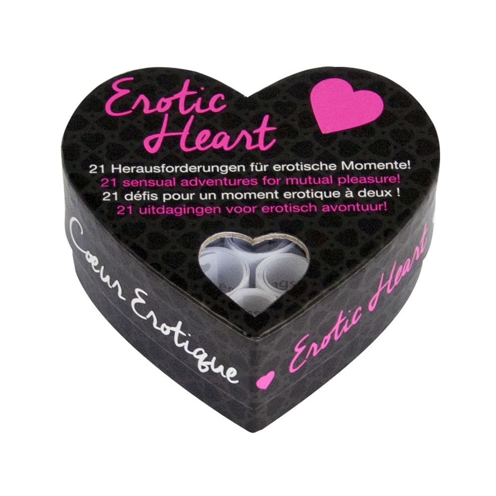 Coeur Erotic Heart