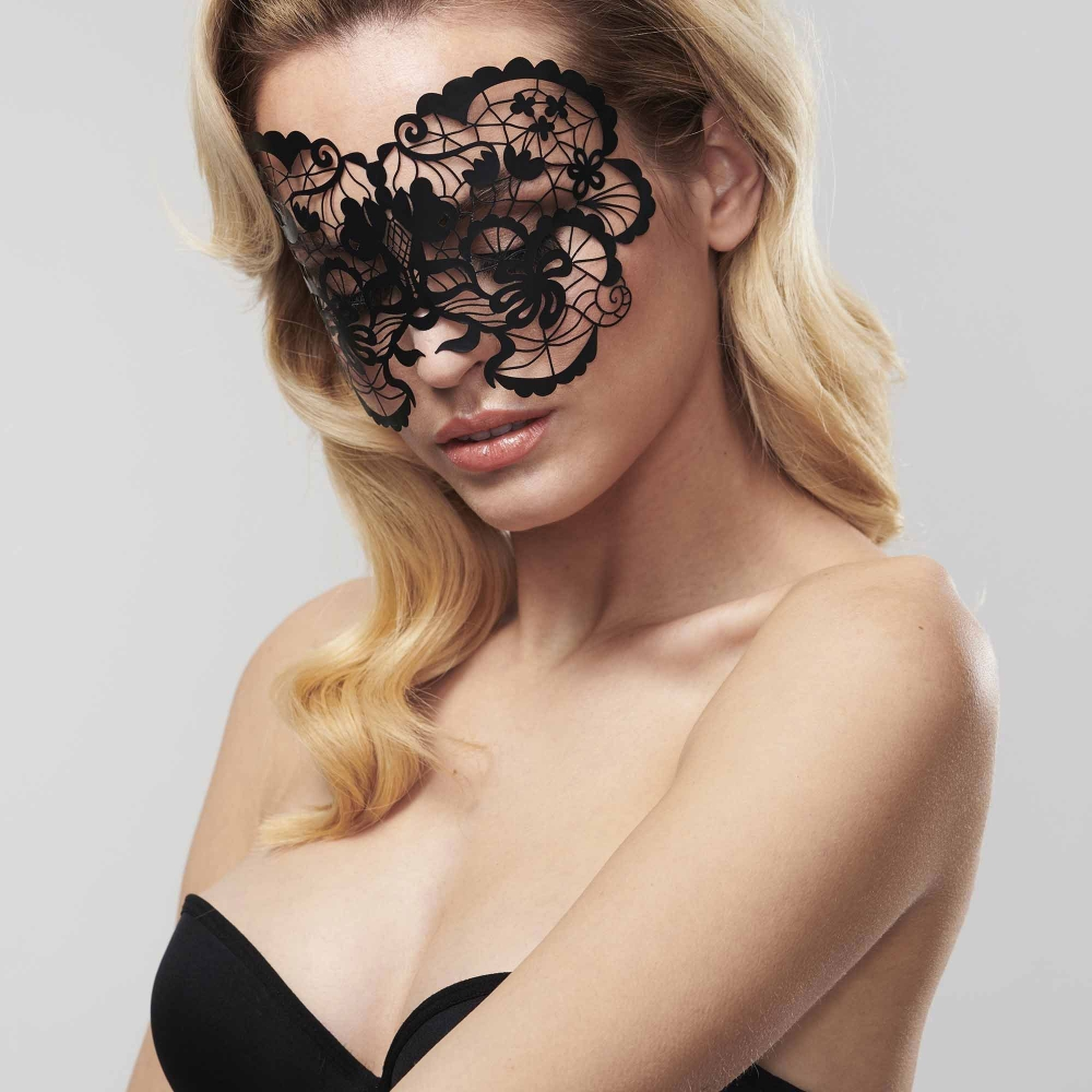 Masque en Vinyle avec Adhésifs Anna