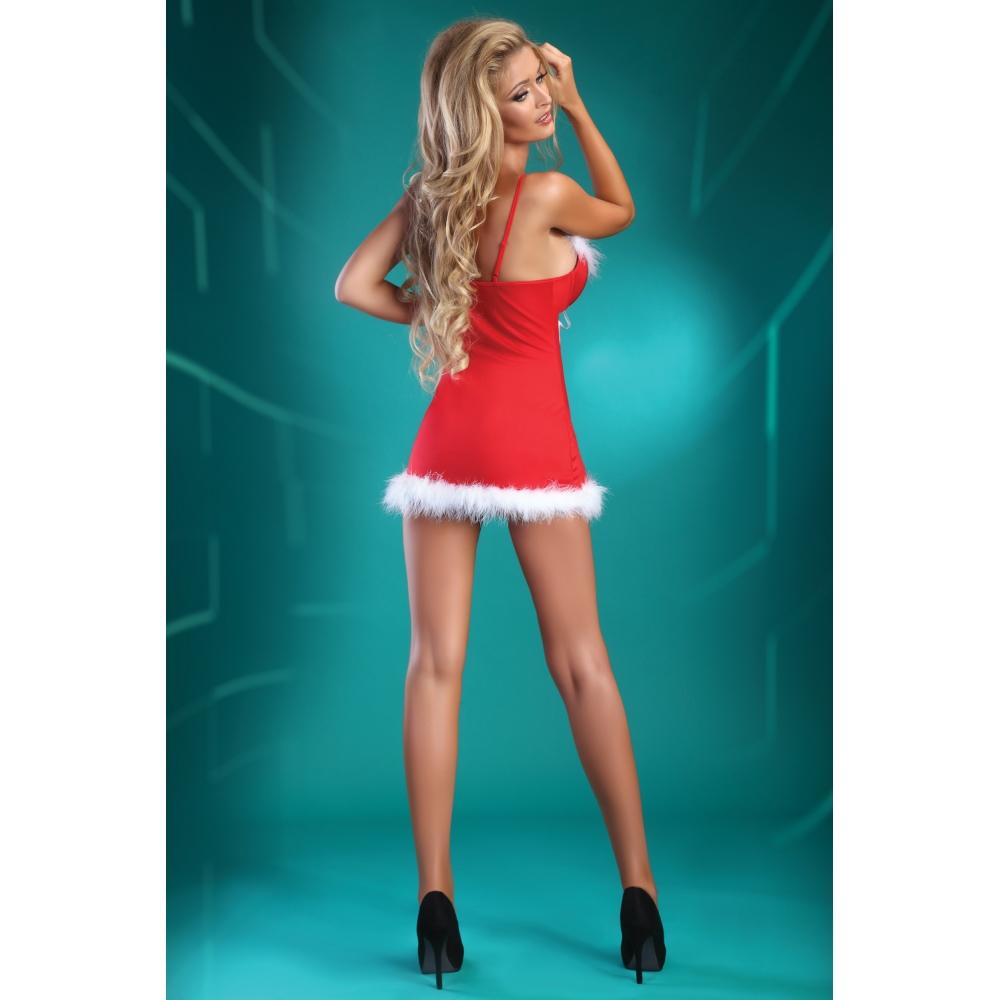 Robe Mère Noël Christmas Honey 2 Pièces