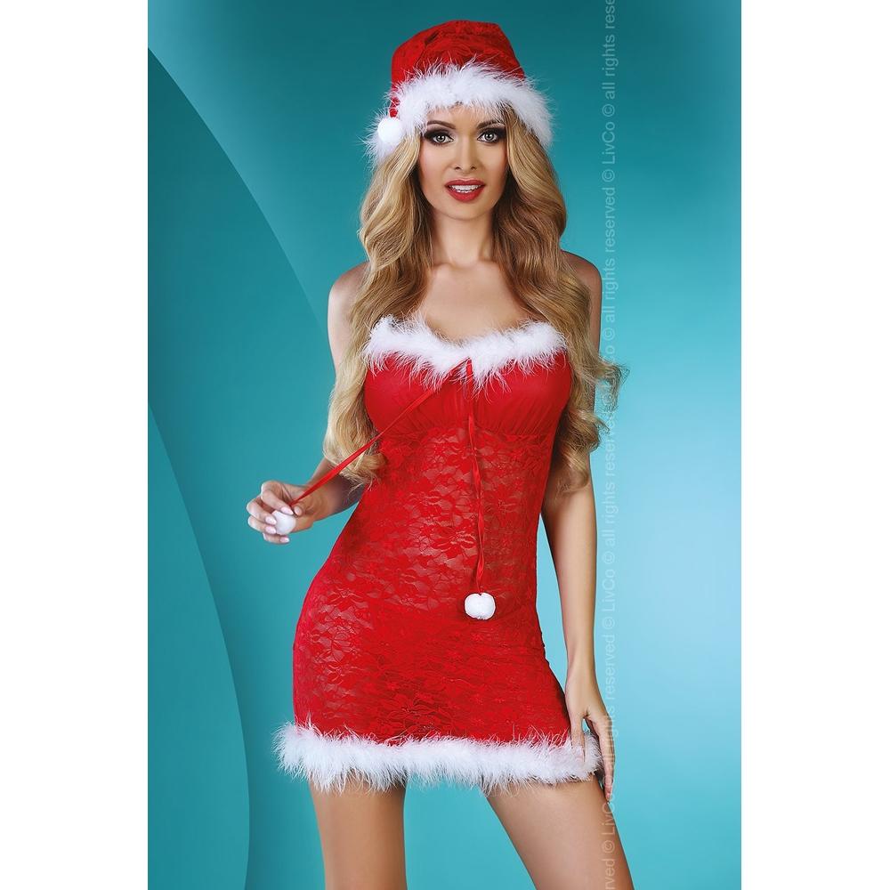 Robe livco corsetti m re no l christmas star 3 pi ces pas for Robes de noel uk