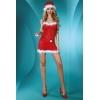 Robe Mère Noël Christmas Star 3 Pièces