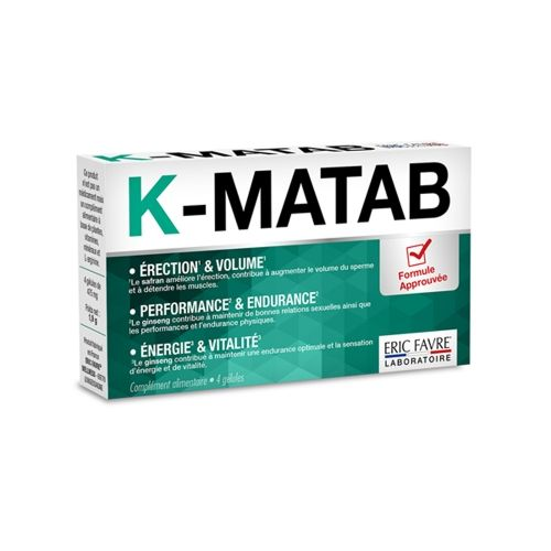K-Matab x4 Gélules