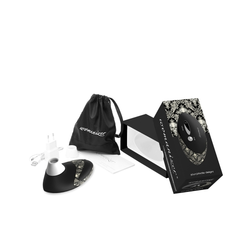 Stimulateur Womanizer Pro W500 Tatoo