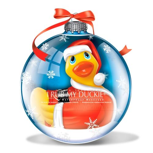 Canard Vibrant Mini Edition Limitée Père Noël