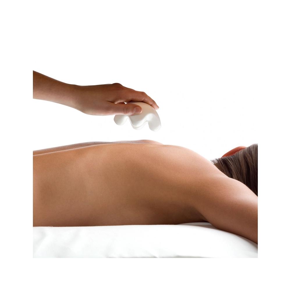 Pierre de Massage en Céramique Contour M