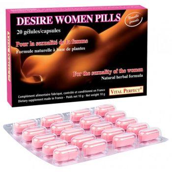 Desire Women Pills 20 Gélules