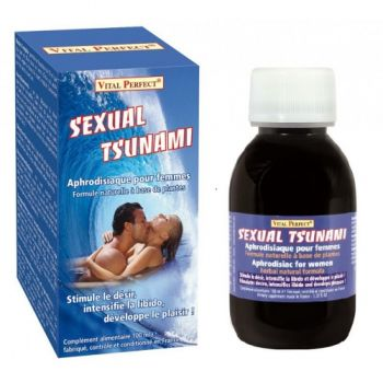 Aphrodisiaque Pour Femme Sexual Tsunami