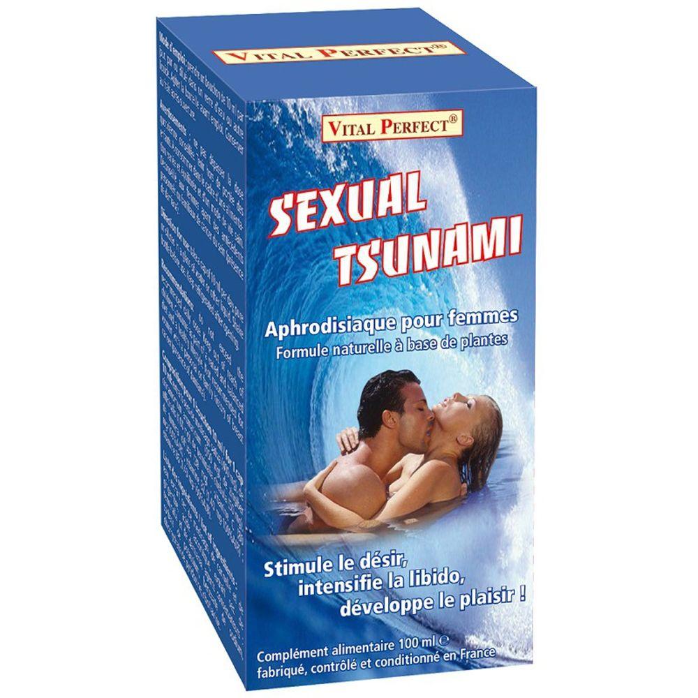 Aphrodisiaque Pour Femmes Sexual Tsunami