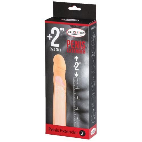 Gaine Pénis Extender 5 cm