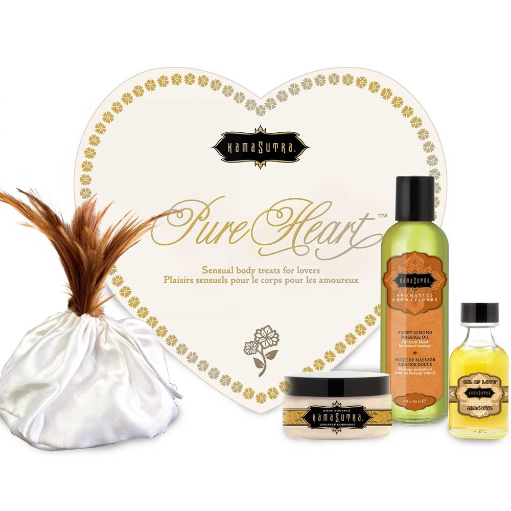 Coffret de Massage Pure Heart