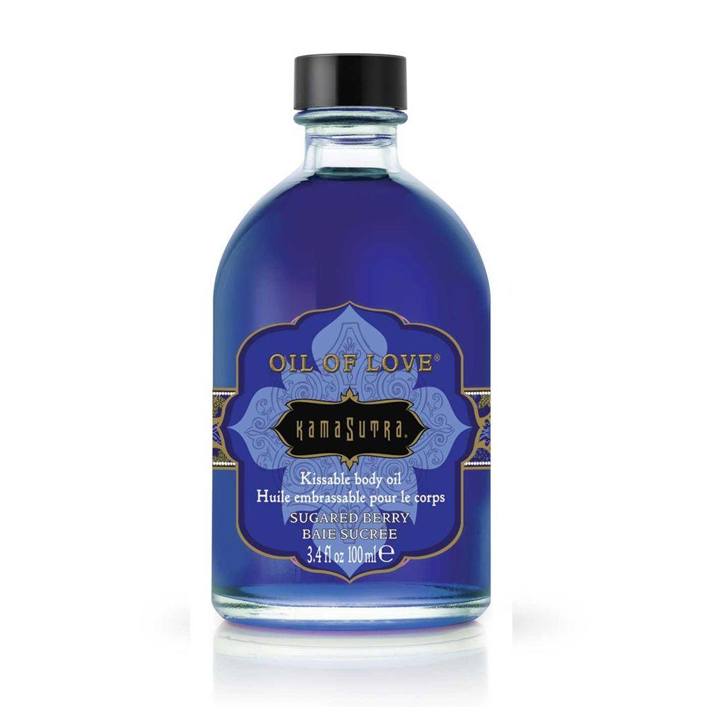 Huile de Massage Chauffante Oil Of Love