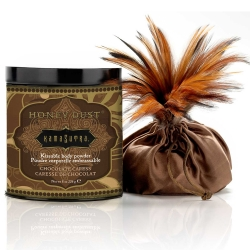 Poudre Corporelle Embrassable Honey Dust Caresses de Chocolat