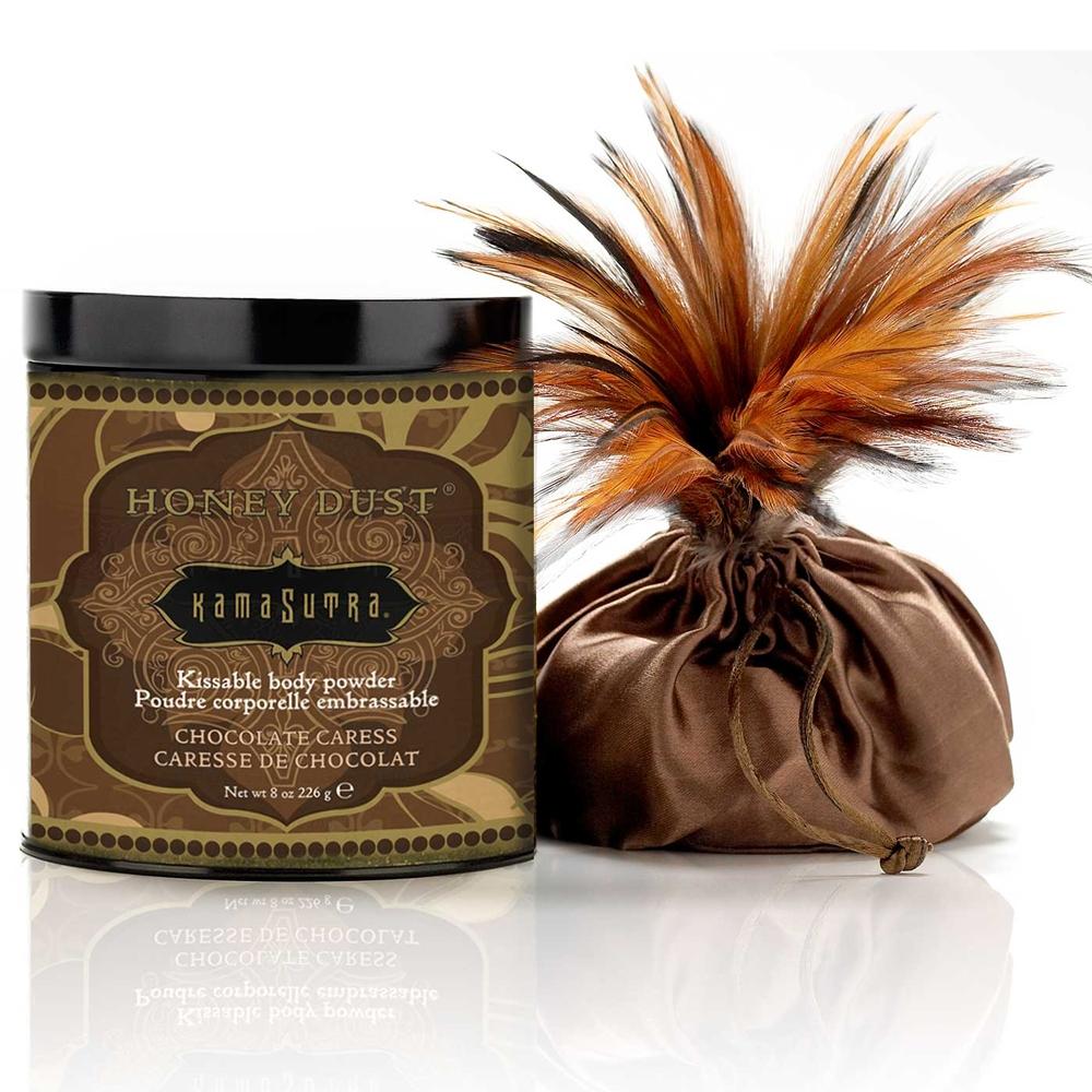 Poudre Corporelle Embrassable Honey Dust Caresses de Chocolat