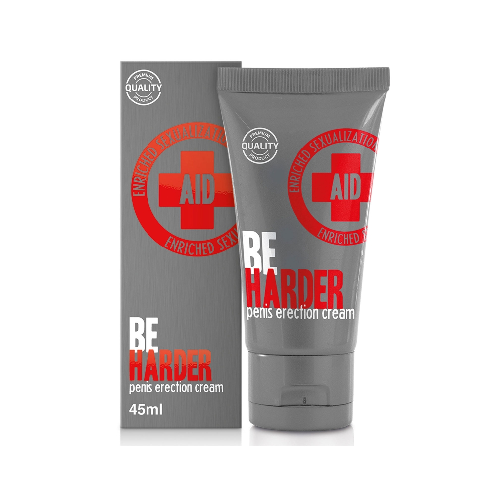 Crème d'Érection AID Be Harder 45 ml