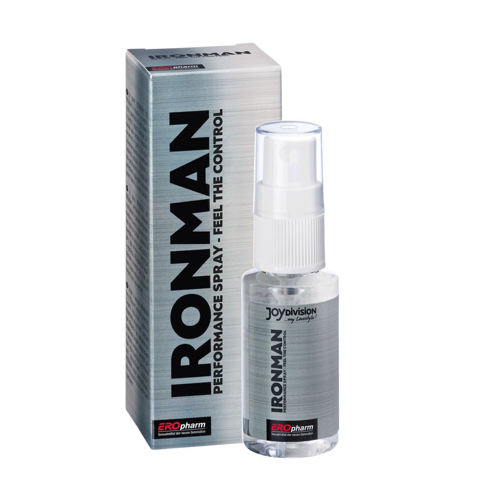 Spray Retardant Ironman