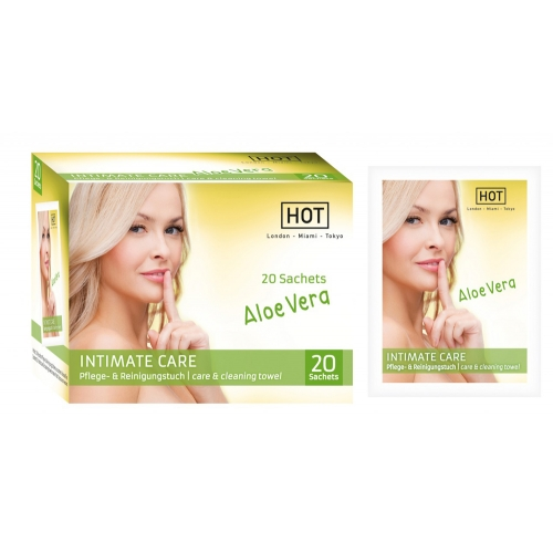Lingette Intimate Care x20
