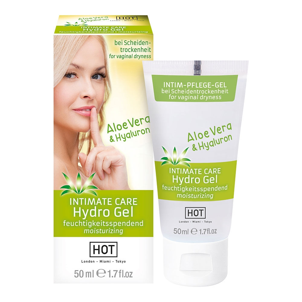 Gel Hydratant Hydro Gel Intimate Care