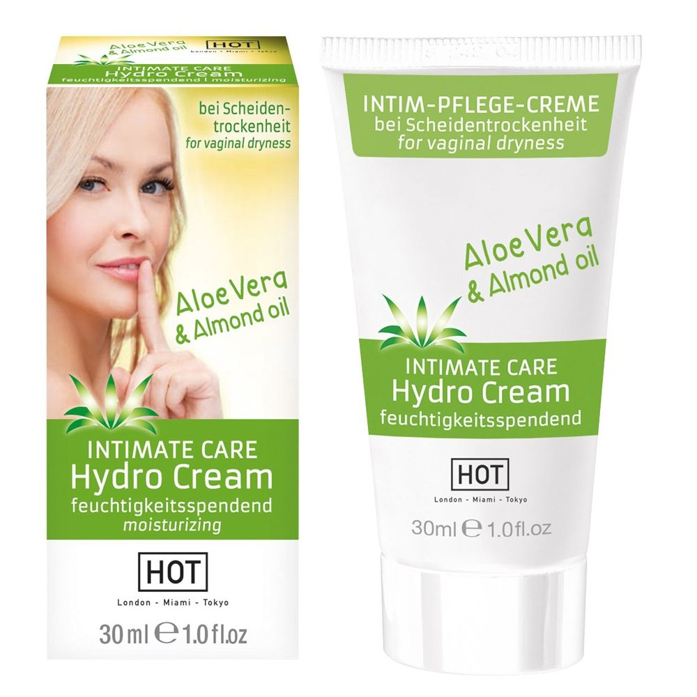 Crème Hydratante Hydro Cream Intimate Care