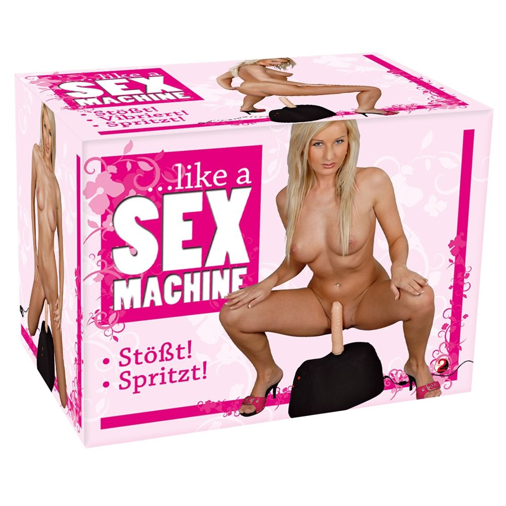 Sex Machine Like a Sex Machine