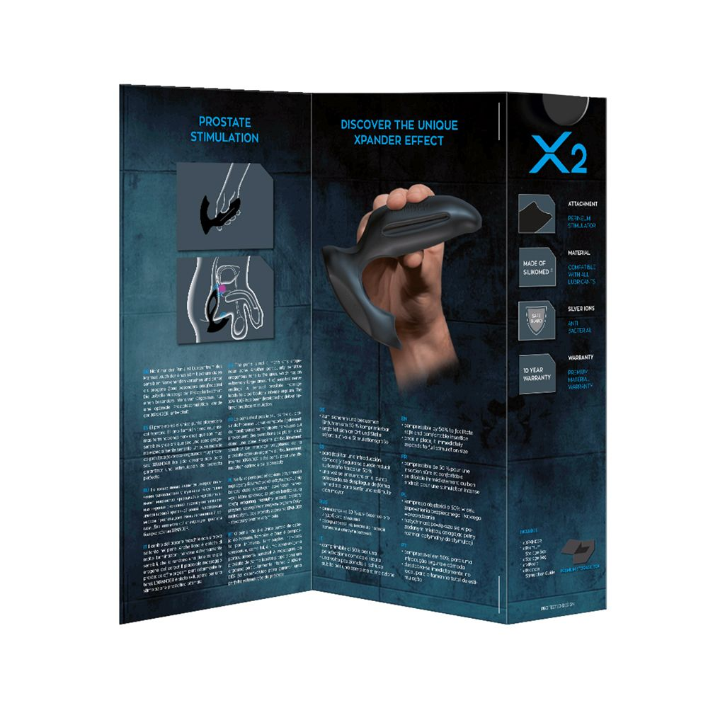 Stimulateur Prostatique XPANDER X2 Medium