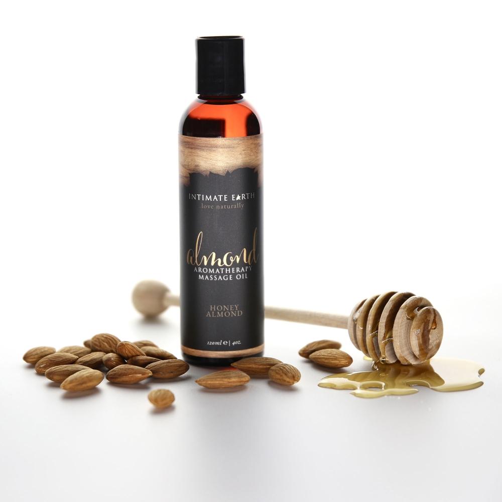 Huile de Massage Aromathérapie Almond 120 ml