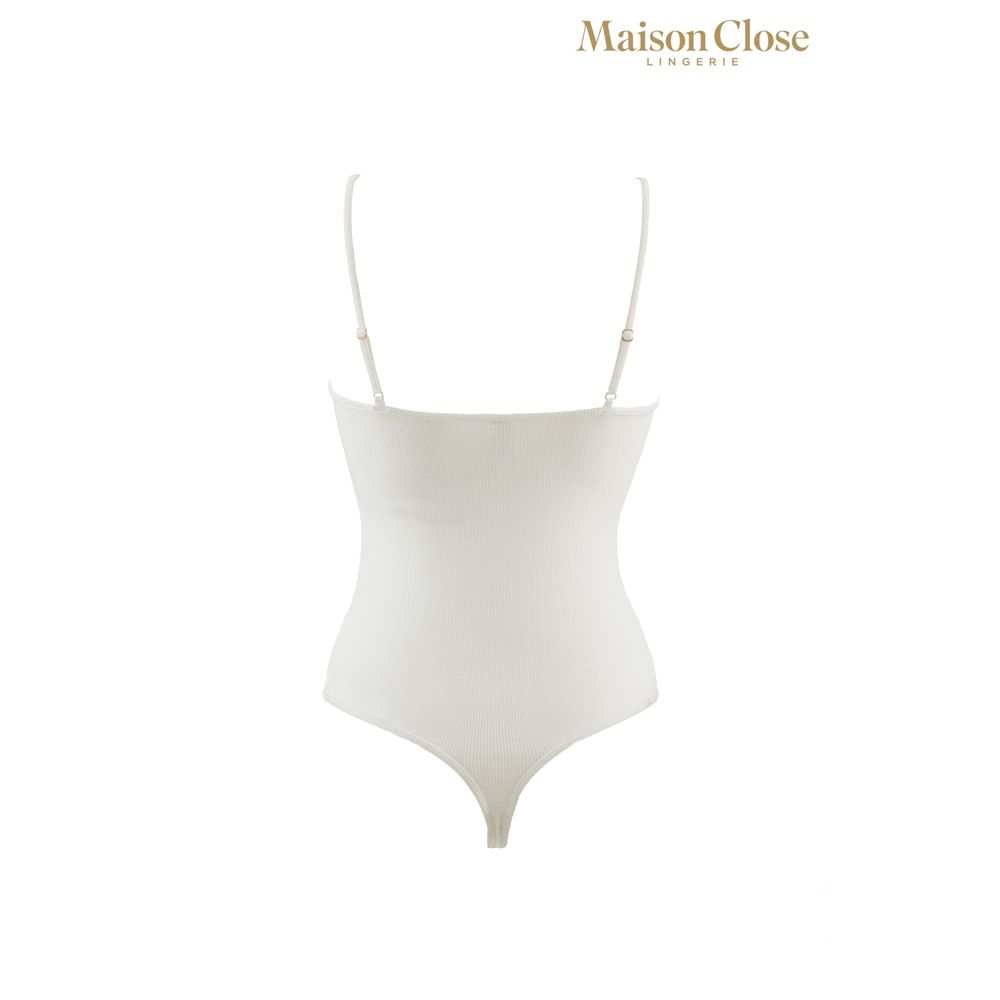 Body String Bellevue Blanc