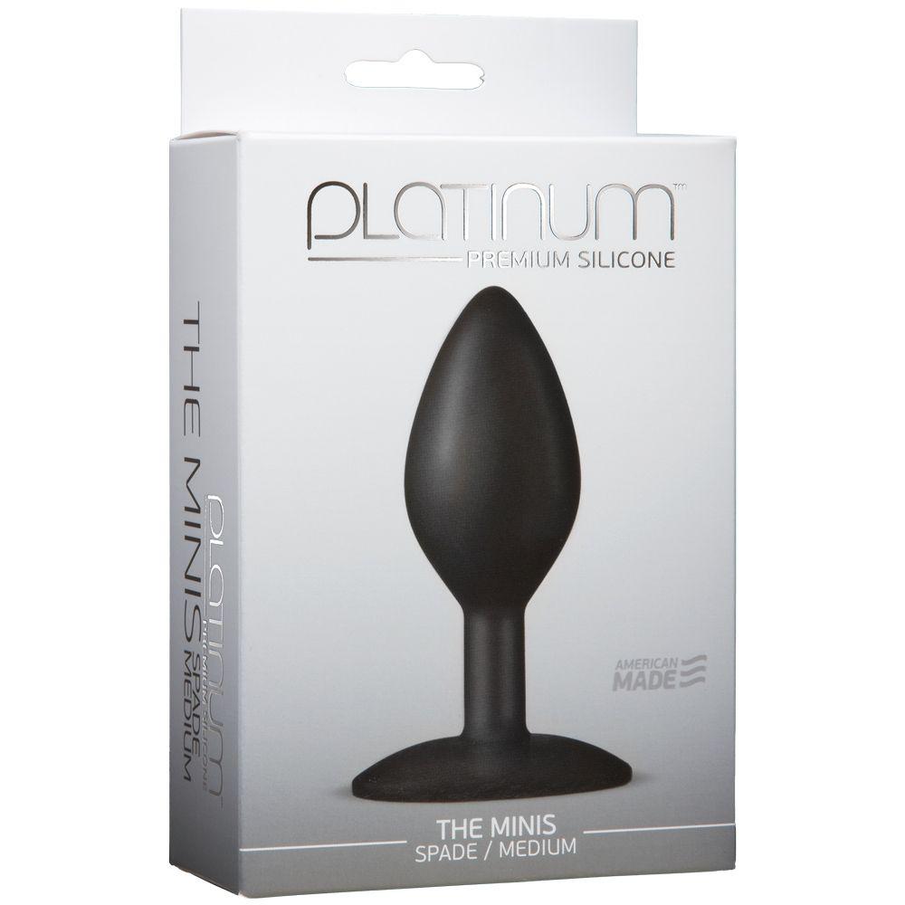 Plug Anal The Minis Spade Medium